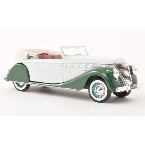 renault suprastella vert clair vert fonc 1939 voiture miniature miniature d j mont e. Black Bedroom Furniture Sets. Home Design Ideas