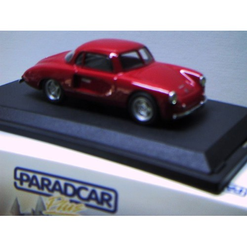 renault vp coup 1953 rouge voiture miniature 1 43 par145. Black Bedroom Furniture Sets. Home Design Ideas