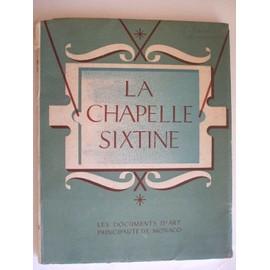 La Chapelle Sixtine de Rene Brecy