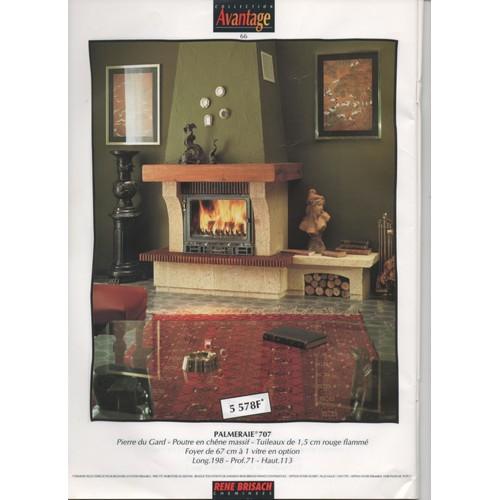 ren brisach palmeraie 707 chemin e pas cher priceminister rakuten. Black Bedroom Furniture Sets. Home Design Ideas