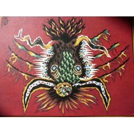 reproduction de tapisserie de jean lur at les signes du zodiaque le taureau publicite. Black Bedroom Furniture Sets. Home Design Ideas