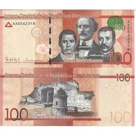 billet de banque republique dominicaine