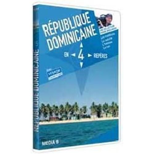 Republique dominicaine en quatre reperes dvd zone autre - Code avantage aroma zone frais de port ...