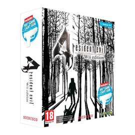 Resident Evil 4 Wii Edition + Light Gun - Achat et vente
