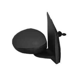 r troviseur droit manuel peugeot 107 phase 2 2009 2012 noir neuf. Black Bedroom Furniture Sets. Home Design Ideas