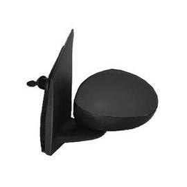 r troviseur gauche manuel peugeot 107 phase 1 2005 2008 noir neuf. Black Bedroom Furniture Sets. Home Design Ideas