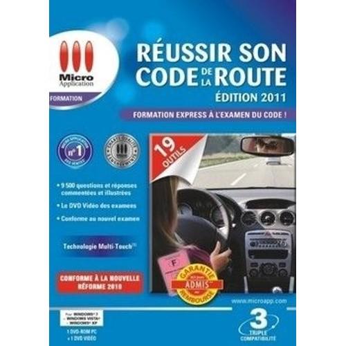 Reussir son code de la route edition 2011 dvd zone 2 - Code avantage aroma zone frais de port ...