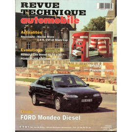 revue technique ford mondeo 1.8 td