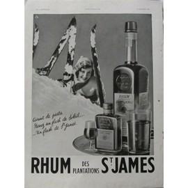 Rhum Des Plantations St James