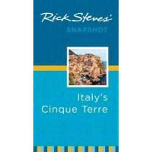 Steves R Rick Steves Snapshot Italys Cinque Terre Format Broch