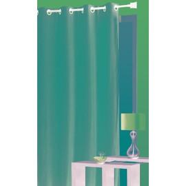 rideau aspect velour achat vente de rideaux priceminister rakuten. Black Bedroom Furniture Sets. Home Design Ideas