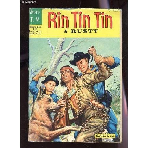 Rin Tin Tin Et Rusty N 35 L Embuscade Crazy Horse Cheval Fou