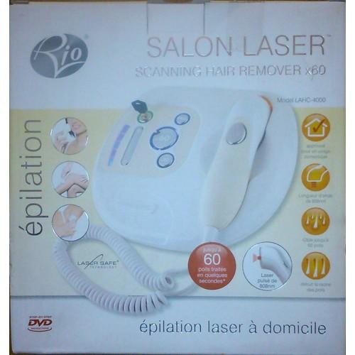 rio salon laser x60 lahsw 4000 epilateur laser pas cher. Black Bedroom Furniture Sets. Home Design Ideas