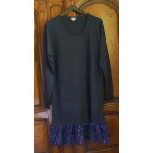 robe bleu bonheur taille 46 48 achat et vente. Black Bedroom Furniture Sets. Home Design Ideas