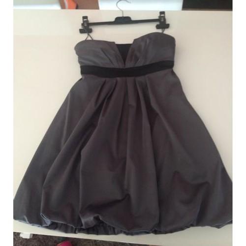 robe bustier courte de soir e naf naf achat et vente. Black Bedroom Furniture Sets. Home Design Ideas