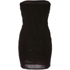 27f0f0a2b02 Robe Bustier Courte - Noir - Achat vente de Prêt à porter - Rakuten