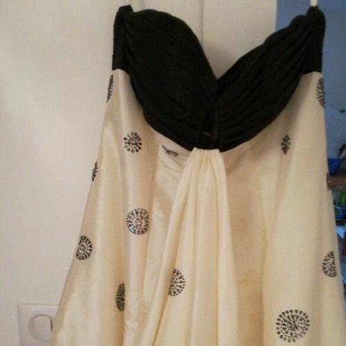 robe cocktail pronuptia achat vente de pr t porter. Black Bedroom Furniture Sets. Home Design Ideas