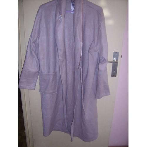 Robe de chambre belier laine achat et vente priceminister rakuten - Robe de chambre en laine ...
