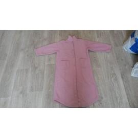 robe de chambre bois de rose pour fille taille 5 ans - Chambre Bois De Rose
