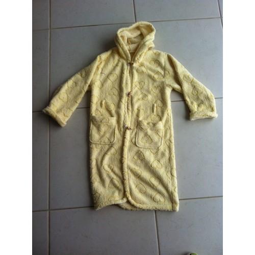 robe de chambre jaune fille 8 ans achat et vente. Black Bedroom Furniture Sets. Home Design Ideas