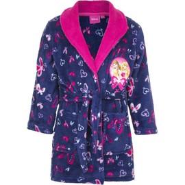 Robe De Chambre Princesse Disney Enfant Fille En Bleu T 4 Ans Dph2243