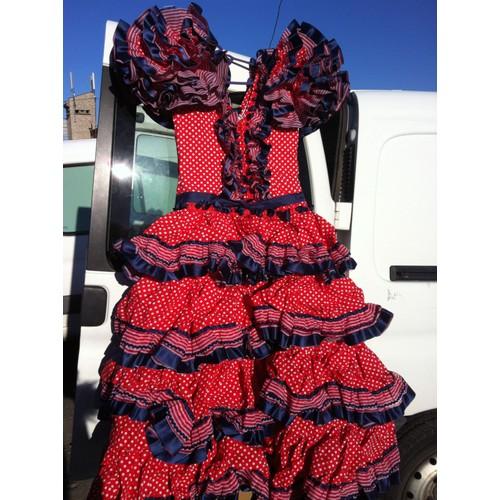 robe de flamenco enfant valeur 370 euros achat et vente. Black Bedroom Furniture Sets. Home Design Ideas