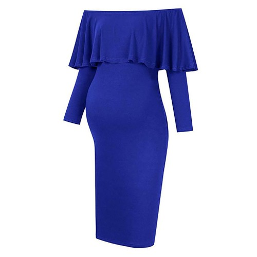 6ae8b7df241 robe-de-maternite-des-femmes-off-epaule-manches-mi-longues-robe-casual-maxi- bleu-1257097149 L.jpg