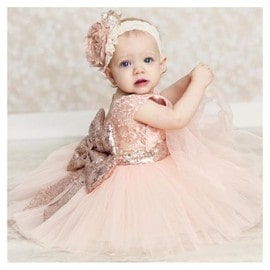 16e3e47f25fe0 Robe De Soirée Enfant Fille