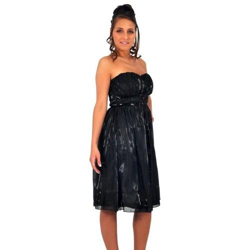 robe-de-soiree-robe -cocktail-en-satin-noire-avec-perle-noir-s-36-1050011497 L.jpg 4656f825698