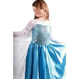robe d guisement reine des neiges enfant 3 14 ans tenue. Black Bedroom Furniture Sets. Home Design Ideas