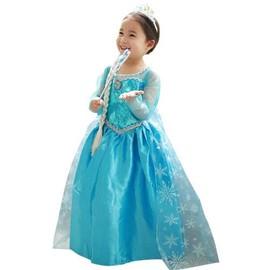 déguisement princesse fille 3 ans
