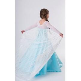 Robe elsa la reine des neiges 3 10 ans d guisement tenue - Deguisement princesse des neiges ...