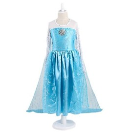 Robe enfant elsa la reine des neiges version fourni achat et vente - Robe elsa reine des neiges ...