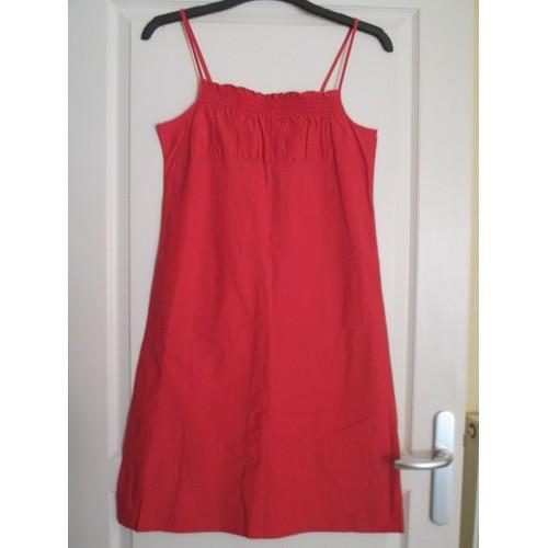 robe rouge etam taille 42 achat vente de pr t porter rakuten. Black Bedroom Furniture Sets. Home Design Ideas