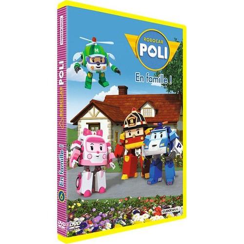 S rie robocar poli en dvd blu ray vod pas cher ou d - Poli robocar en francais ...