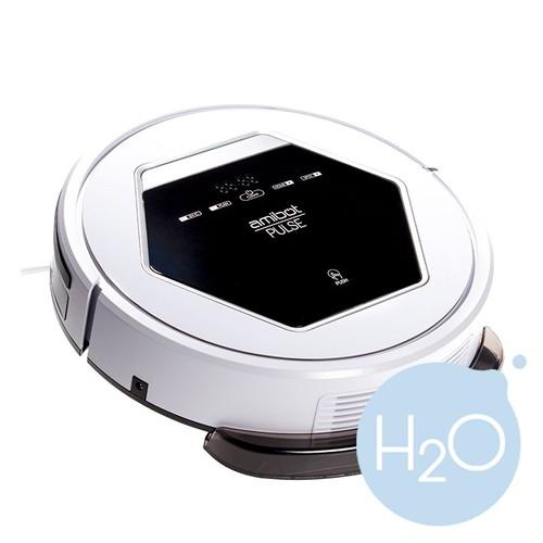 robot aspirateur et laveur amibot pulse h2o pas cher. Black Bedroom Furniture Sets. Home Design Ideas