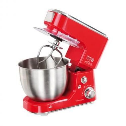 cuisinez comme un chef avec le robot p tissier multifonction rouge dop150r toutes les. Black Bedroom Furniture Sets. Home Design Ideas