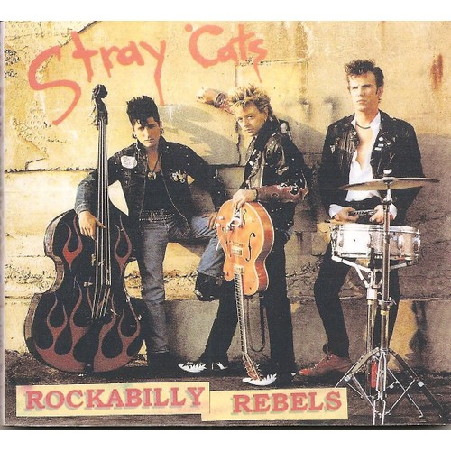The Stray Cats Built For Speed Titres