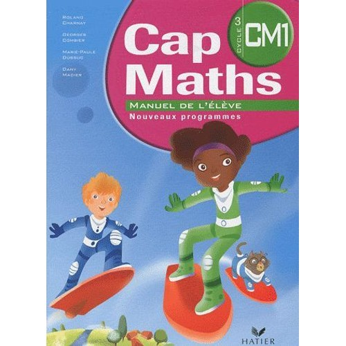 Cap maths cm1 manuel de l 39 l ve le dico maths cm1 cm2 for A portee de maths cm1