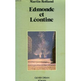 Edmonde Et Leontine de Rolland Martin