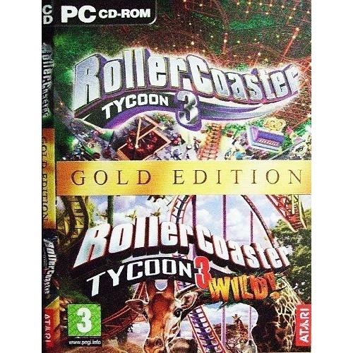 Roller coaster tycoon 3 gratuit