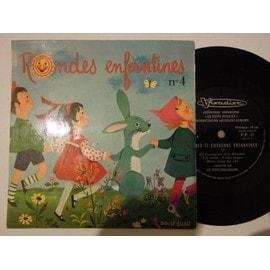 Rondes Et Chansons Enfantines 4 - Les Petits Carillonneurs