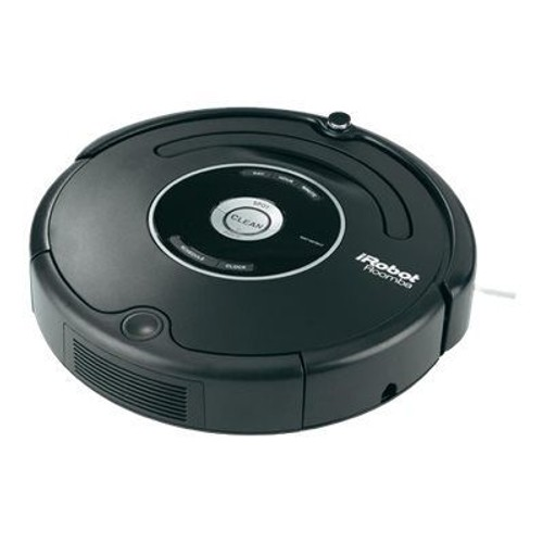 irobot roomba 585 aspirateur robot sans sac pas cher. Black Bedroom Furniture Sets. Home Design Ideas