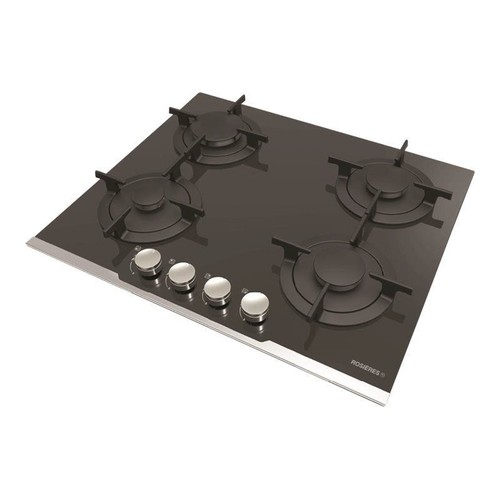 Rosi res collection privil ge rgv64 tfb table de cuisson - Table de cuisson gaz rosieres ...