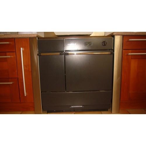 rosi res rt 623 1 cuisini re bois charbon pas cher. Black Bedroom Furniture Sets. Home Design Ideas