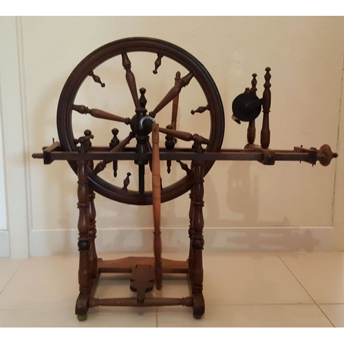 rouet ancien en bois bel objet neuf et d 39 occasion priceminister rakuten. Black Bedroom Furniture Sets. Home Design Ideas