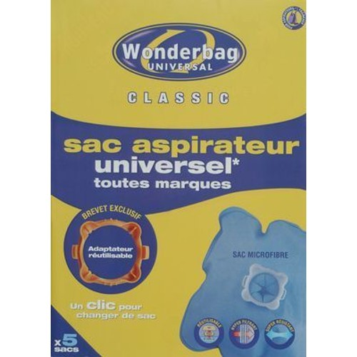 offer buy  rowenta wonderbag wb sac pour aspirateur accessoire electromenager