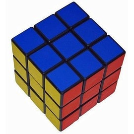 rubik 39 s cube 3x3 achat vente de jouet priceminister rakuten. Black Bedroom Furniture Sets. Home Design Ideas