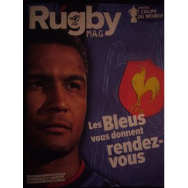 Rugby Mag 100 Special Coupe Du Monde