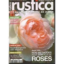 Rustica Hebdo N° 2198 Du 08/02/2012 - Jardin Potager Amenager Un ...